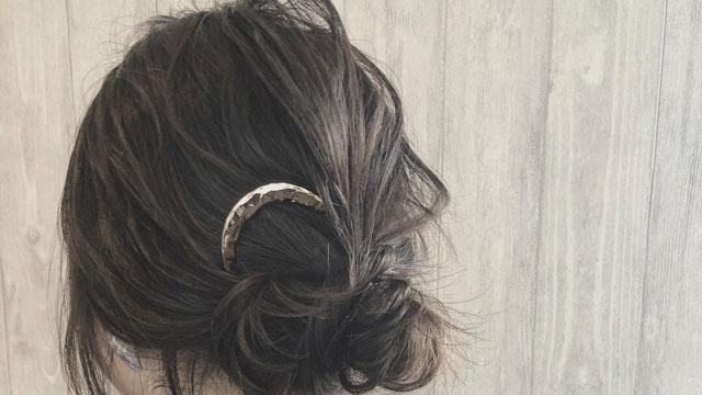 オフィスで好印象をget♡シンプルだけど地味すぎないまとめ髪8選