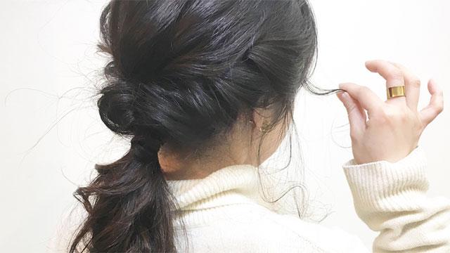 40代は可愛さより上品さ。大人女性にしてほしい、上品まとめ髪アレンジ7選