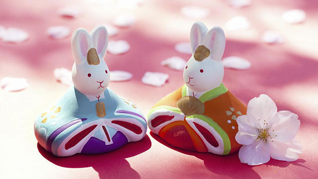 3月は女の子が主役☆桃の節句って何のためにするか知ってる?