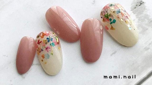 【春タイプ向け】パーソナルカラー別似合うネイル特集