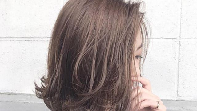 30代後半からのヘアカラーはこれがおすすめ!大人女子のヘアカラー特集