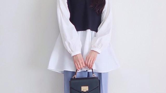 プチプラ【GU】の1週間春コーデ♡キレイめスタイルでオフィスにもお出かけにも♪
