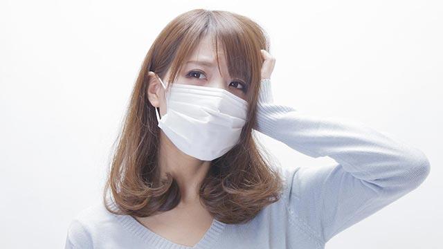 マスクの湿気で前髪が決まらない…こんな時どうすればいい!?