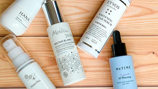 美白ケアもお肌に優しく♡敏感肌さんも使いやすい美白美容液5選