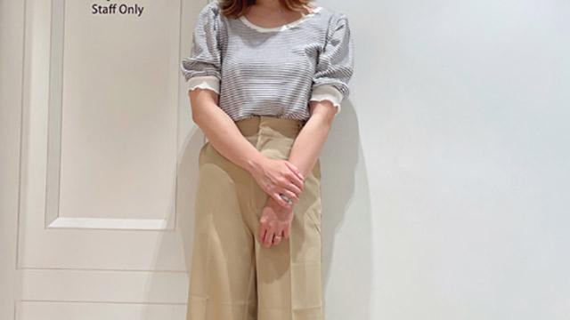 【ボーダーシャツ】を大人っぽく着こなして♡おすすめ上品コーデ7選