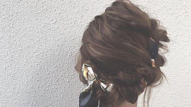髪を切らずにイメチェン☆ロング→ショートに見せるヘアアレンジ4選