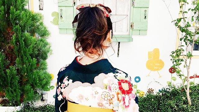 卒業式は一番目立ちたいから♡袴にぴったりなヘアアレンジはこれ!