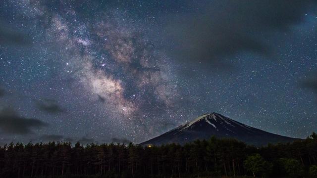 夏の思い出にぴったり♡満点の星空を見に行こう♪