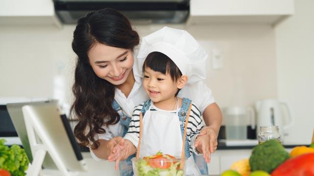 【レシピあり】料理の栄養バランス、ちゃんと取れてる?