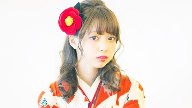 袴・着物に似合うヘアアレンジが知りたい♡2018年版旬の和装ヘアカタログ