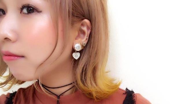 毛先にお洒落を♡おすすめ裾カラー5選