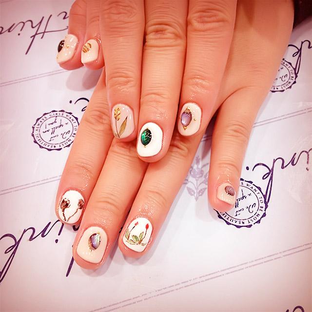 BOTANICAL nail