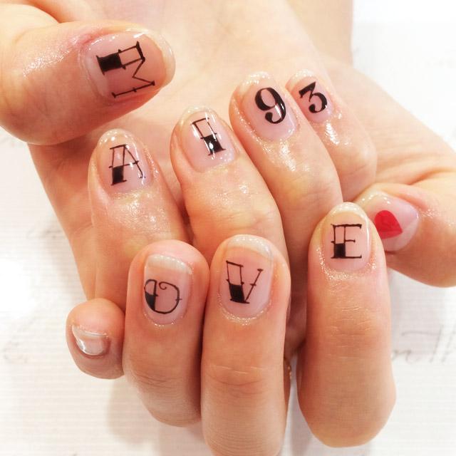 tattoo nail