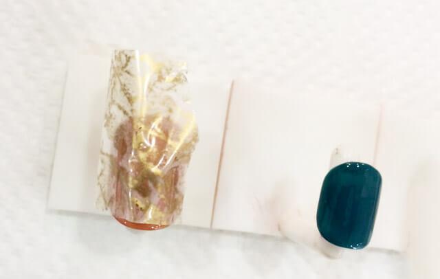 「秋らしいくすみ色のヴィンテージデザイン」の作り方_5