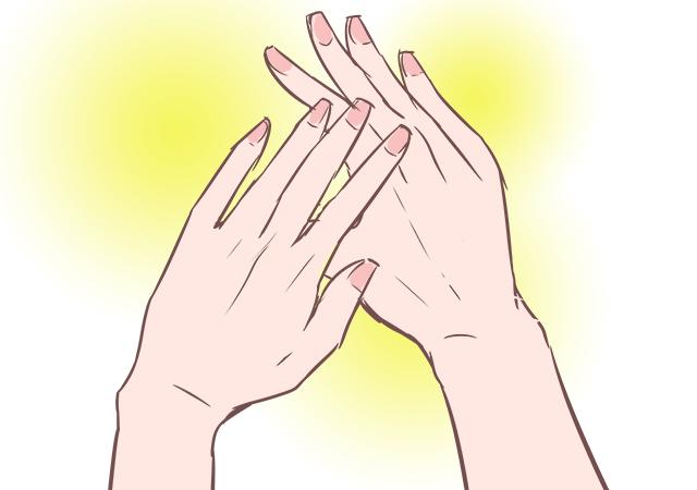 2.手首フェチ