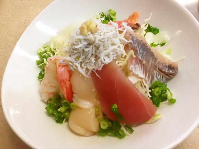 海鮮サラダ_2