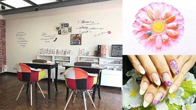 nail salon Florir
