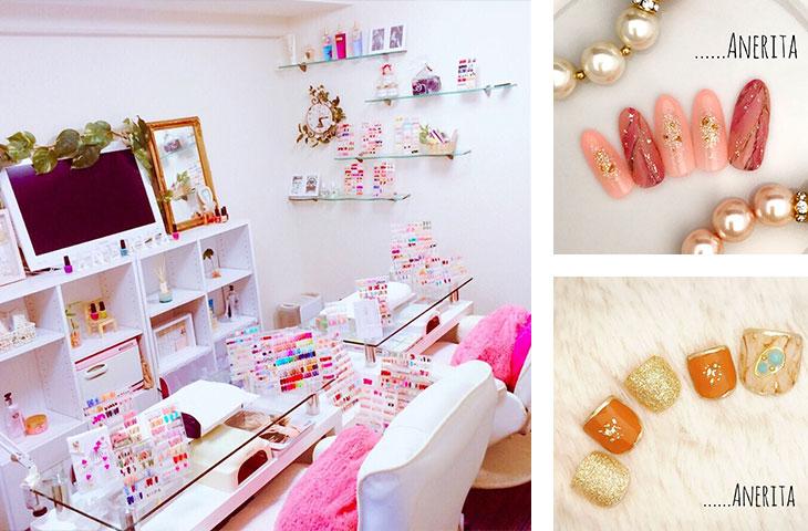 nail salon AneRita