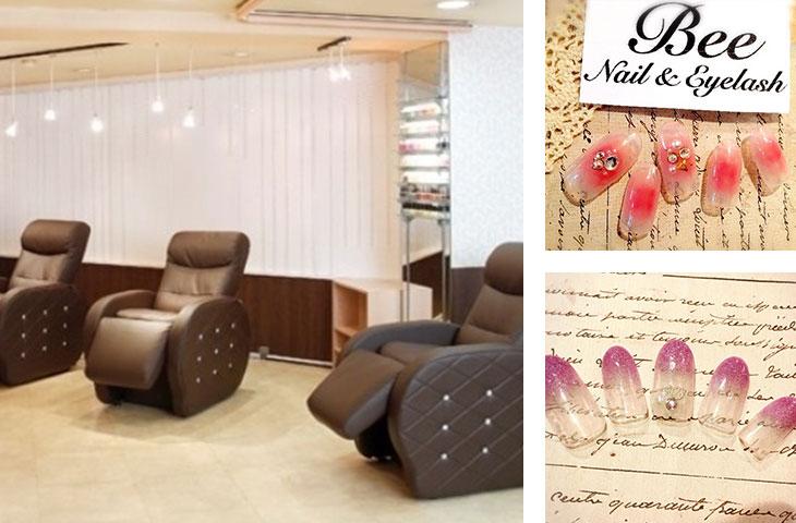 Nail & Eyelash Bee 六本木店