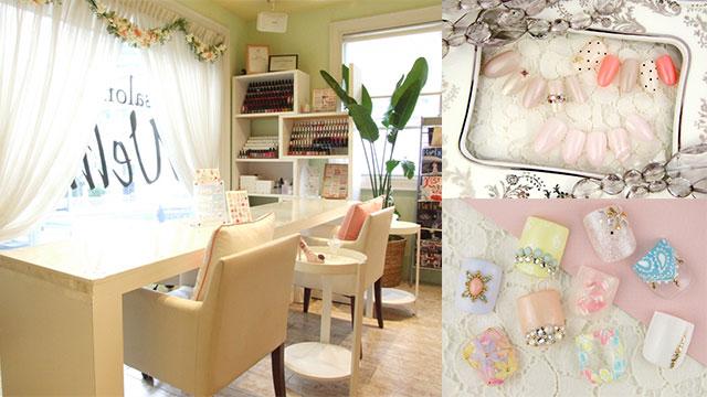 nail & waxing salon Welina