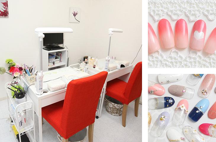nail salon NR