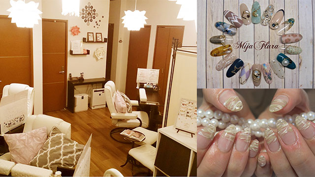 Home Nail Salon 戸田 Mija Flura