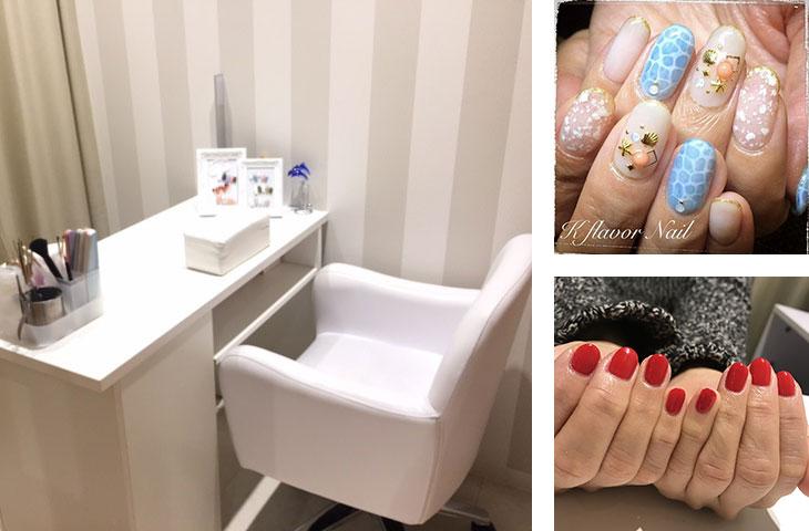 HAIR & MAKE EARTH NAIL & Eyelash 新小岩店