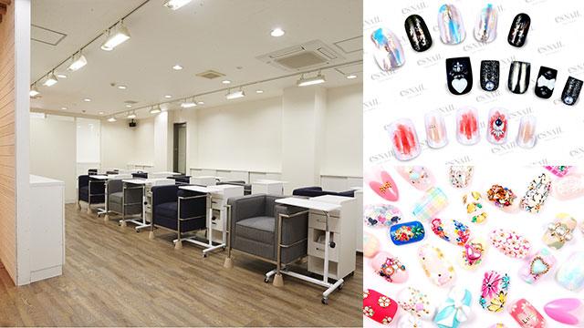 es NAIL<エスネイル>渋谷本店