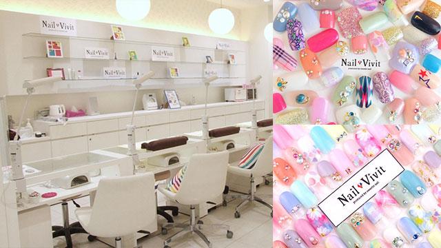 Nail Vivi 渋谷Part2店