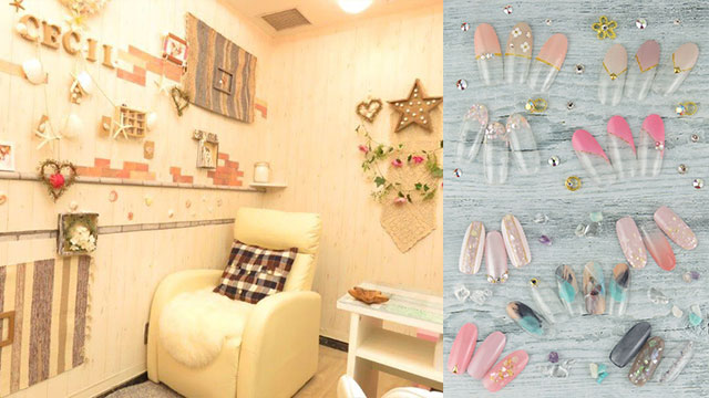 Nail salon CECIL駅前店