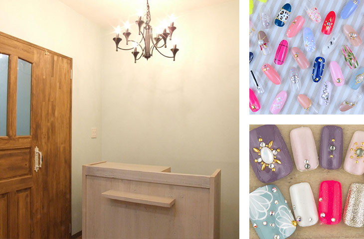 Nail & Eyelash salon Mailo