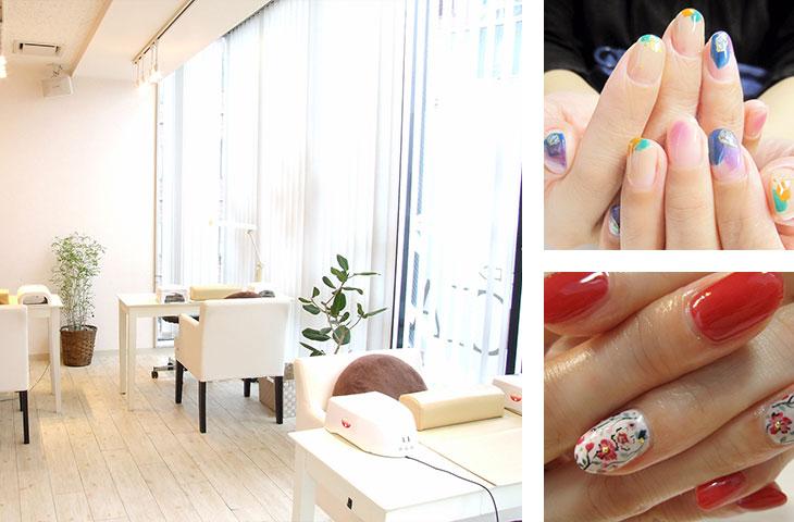 nail salon LUCIA