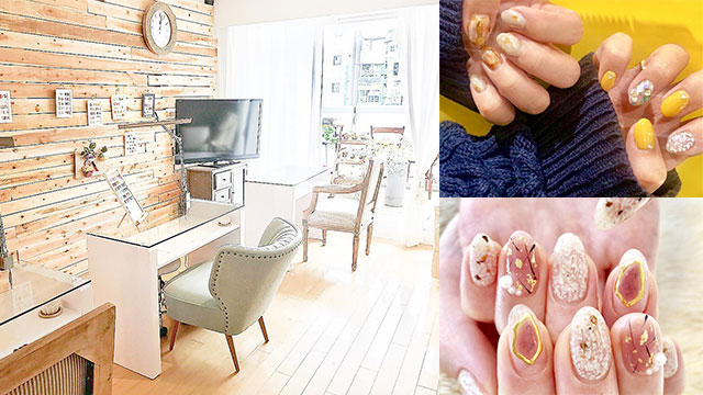 nail salon LILY 中目黒店