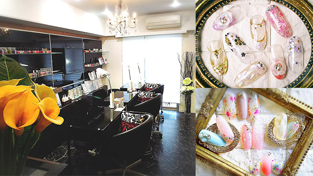 private salon mimi nail 代官山店