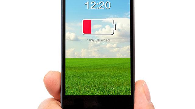 【携帯依存度診断】携帯のバッテリーが切れたら?