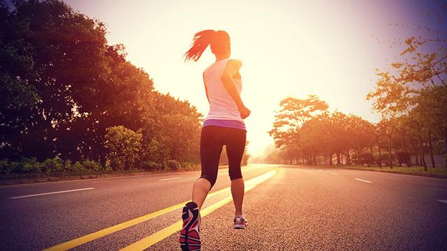 【恋愛チャンス指数診断】ジョギング中に…