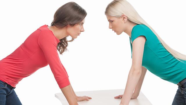 【友達の価値観診断】友人達の大喧嘩