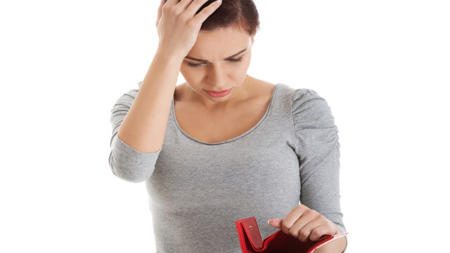 【ドケチ度診断】お金がない時に・・・