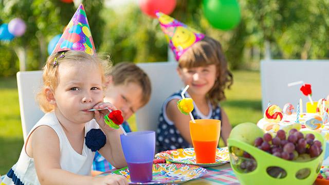 【困った時に頼りにするもの診断】お誕生日パーティ