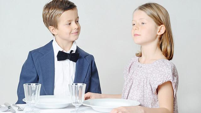 【タイプ診断】魅惑のディナー