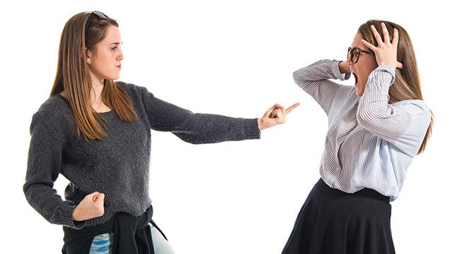 【喧嘩の対処法診断】友人が突然口を聞いてくれない!どうする?