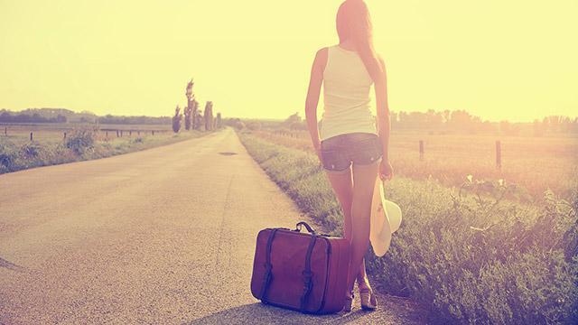 【今のあなたの恋愛診断】急にまとまったお休みが!1人で旅にでるならどこ?