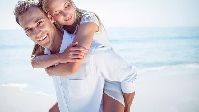 【恋愛親密度診断】恋人と海に来ました!一泊する?それとも…