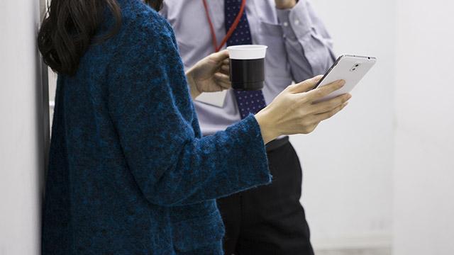 【男女の友情指数診断】友人関係の同僚と話が盛り上がったら意識する?