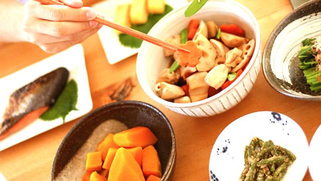 和食は食べ過ぎを防げる!ダイエットするなら和食を食べよう