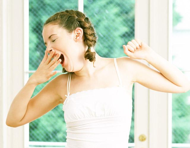 睡眠不足による肌への悪影響