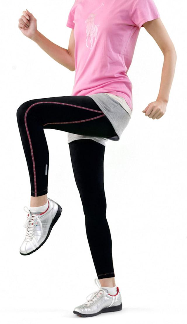 歩幅を広げるには筋肉が必要