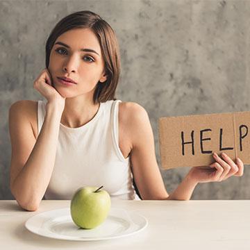 拒食症など、摂食障害を克服したい人へのアドバイス
