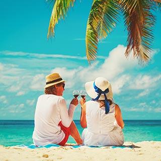 新婚旅行の費用や期間はどのくらい?女性がハネムーンに選ぶ場所とは