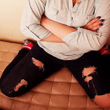 男性が「この子、痴女かも」と思ってしまうNGファッションアイテム